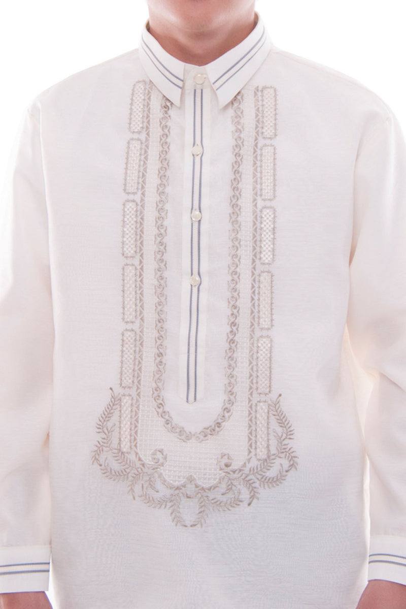 Pre-Order - Jusilyn Barong Tagalog With Lining 003