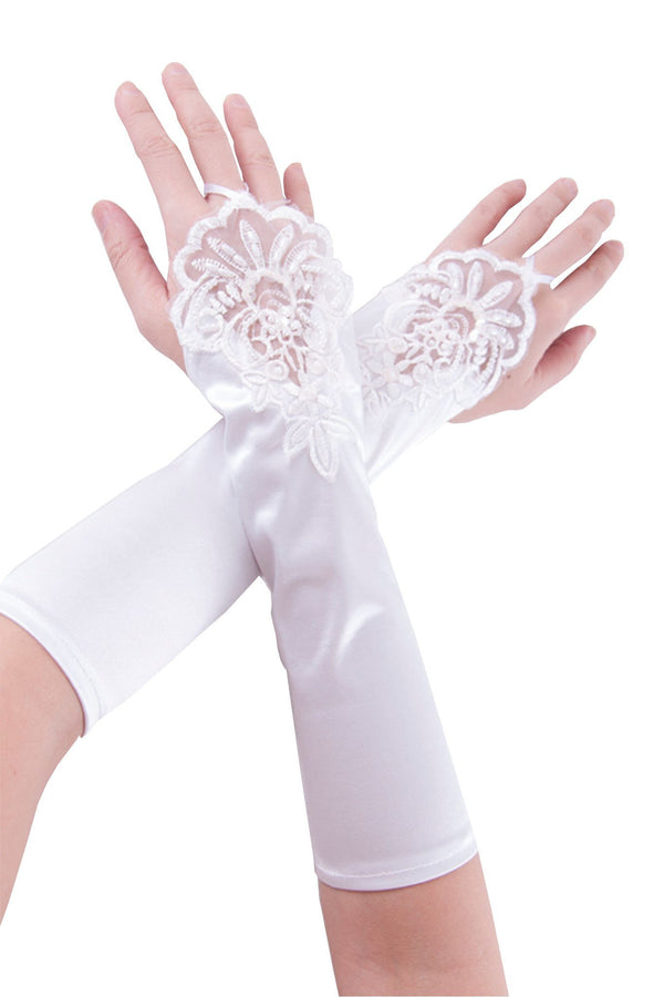 Pre-Order - Bridal Gloves 003 Wedding
