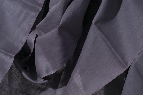 Linen Fabric (No-Embroidery) Gray
