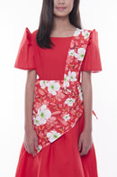 Pre-Order - Girls Balintawak Gina Dress Costume