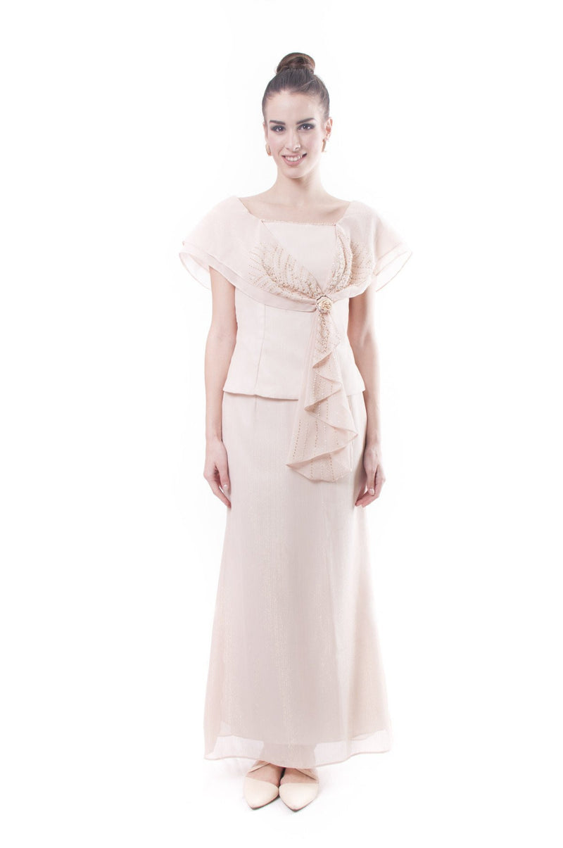 Pre-Order - Hanging Mother Dress 001 Filipiniana
