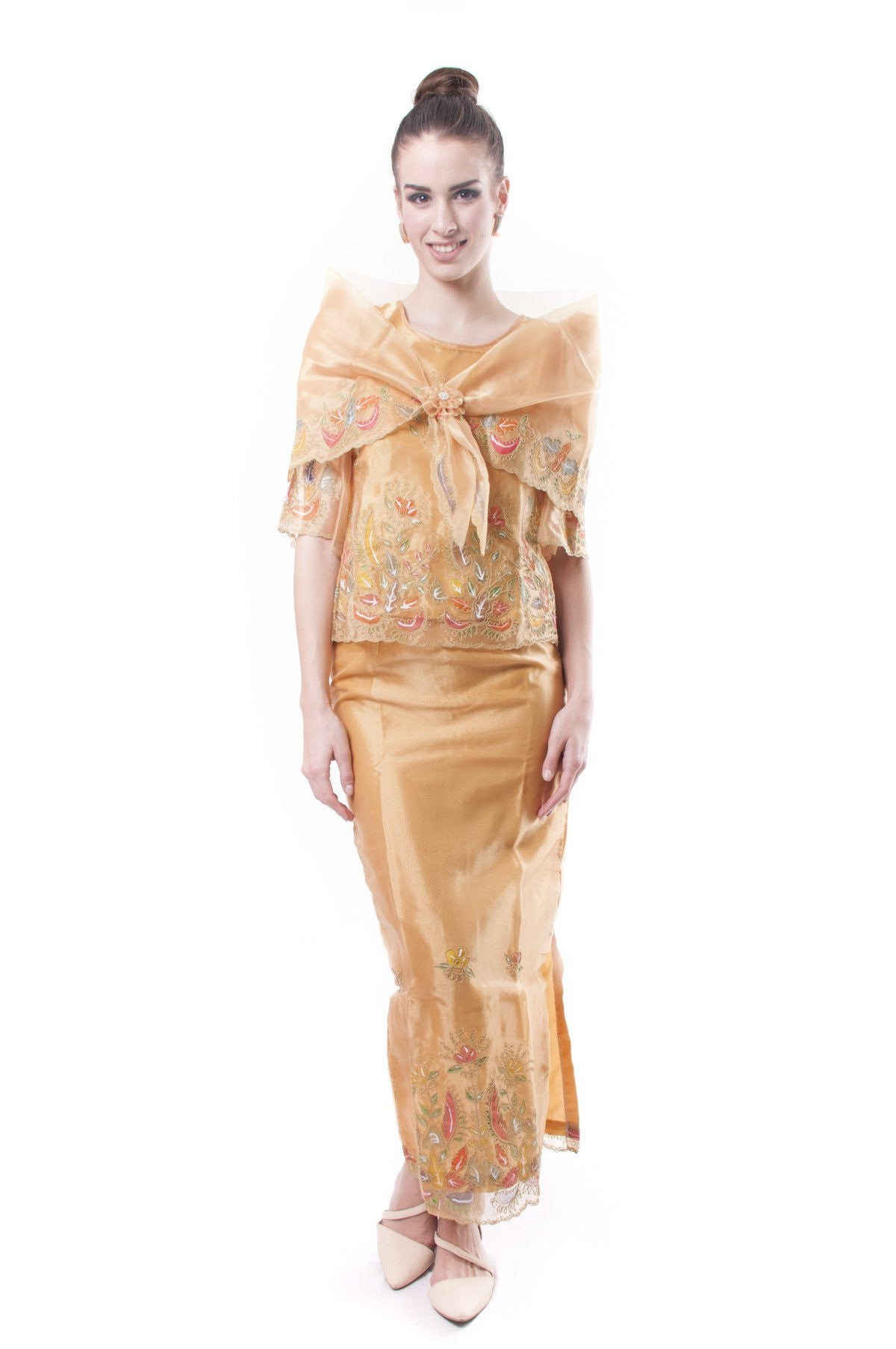 About maria clara dress pictures