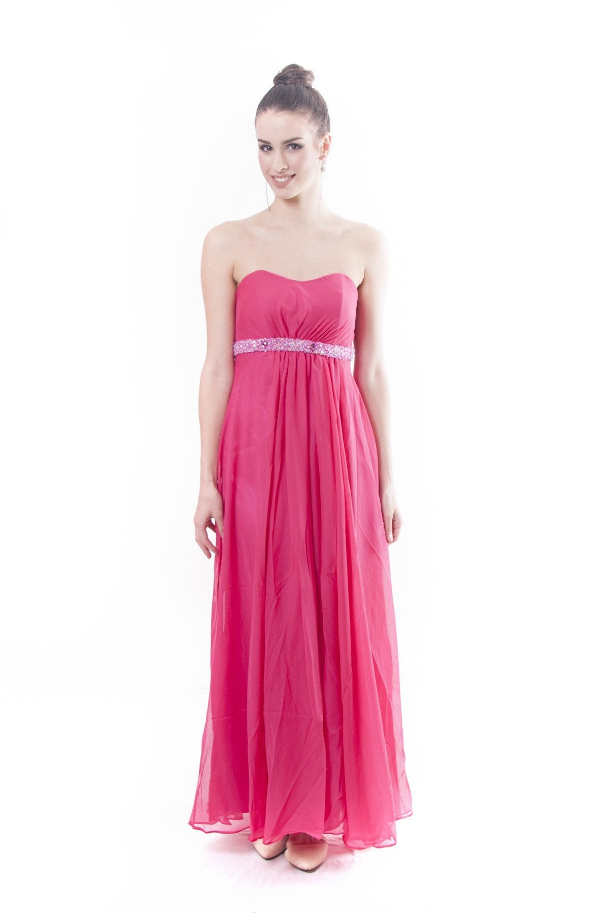 PRE-ORDER - Trinoma Gown - BARONG WAREHOUSE