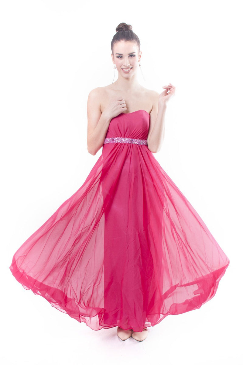 Pre-Order - Trinoma Gown Dress