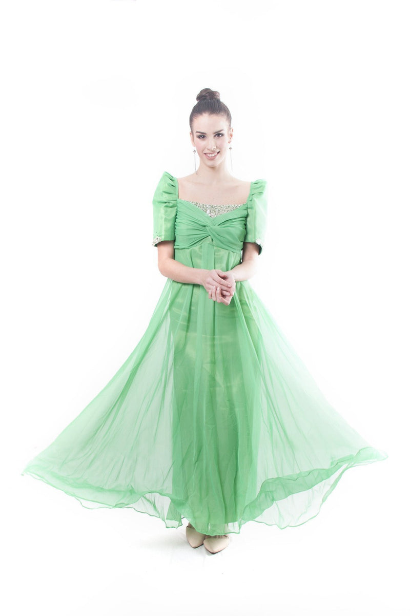 Pre-Order - Filipiniana Gown Bohol 001 Dress