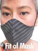 Mountain Province Hand-Woven Face Mask