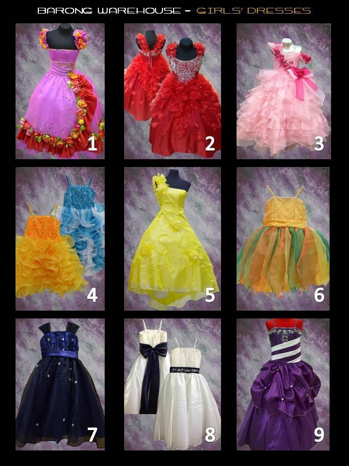 Pre-Order - Flower Girl Or Pageant Gown