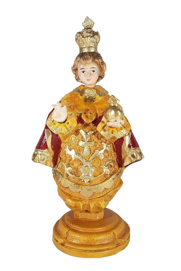 Santo Nino Wooden Figurine Handicrafts