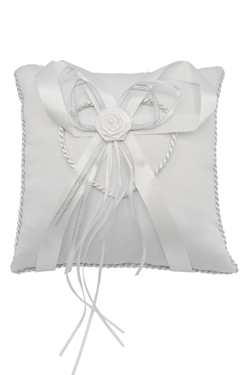 Barong Warehouse - Wedding Unity Pillow 003 - White