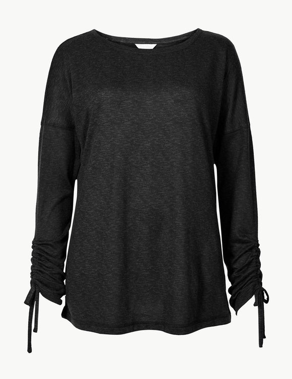 M&S Ladies F/S T-Shirt T37/3180T
