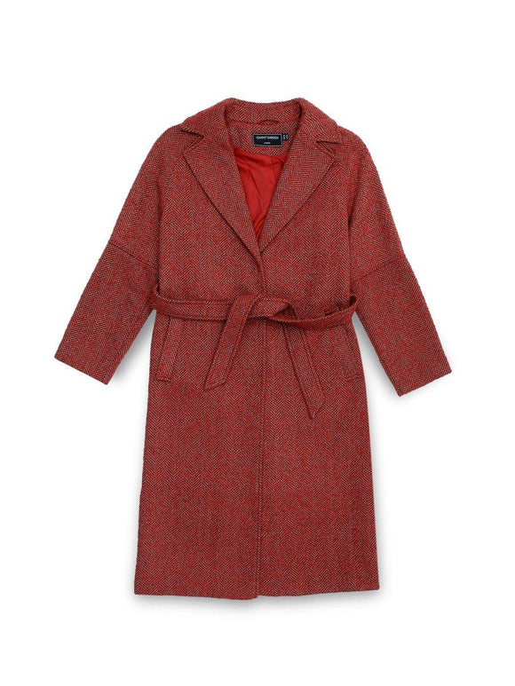 TK-Max Ladies Long Coat 182516 - enemmall.com
