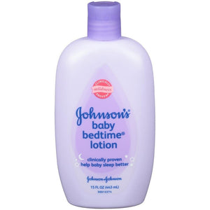 Johnsons Baby Lotion Bed Time 443ml (A)