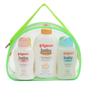 Pigeon Baby Bath Set 6 Pack 08580 (I630) (A)