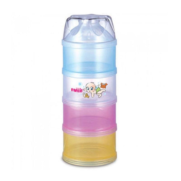 Farlin Baby Milk Powder Contianer 4 Pcs BF-183 (A) - enemmall.com