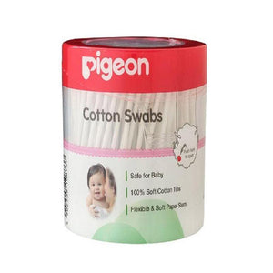 Pigeon Baby Cotton Swabs Small Soft Paper 200pcs K873 (A) - enemmall.com
