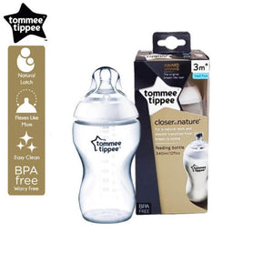 TT Baby Feeding Bottle 12 Oz 340ml 3M+ 422130/38 (A+)