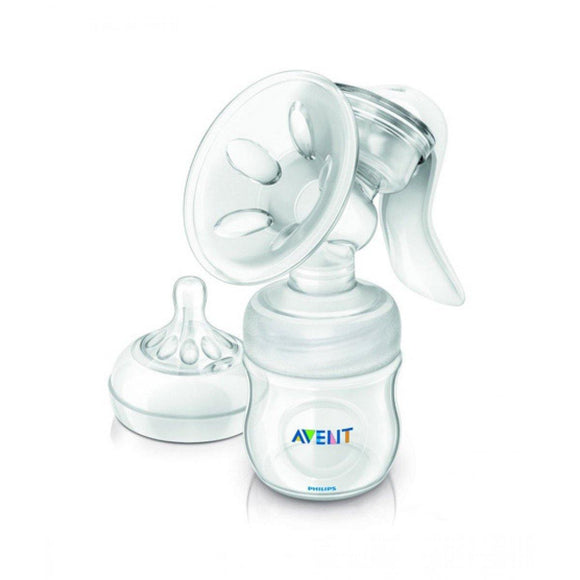 AP Baby Natural Manual Breast Pump SCF330/20 (ID 1516) (A+) - enemmall.com