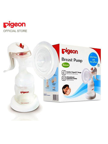 Pigeon Baby Manual Breast Pump 16733 (A)