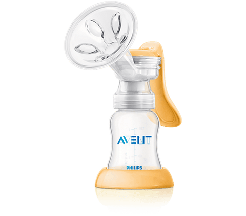 AP Baby Manual Breast Pump Standard Neck SCF900/01 (ID1801) (A+) - enemmall.com