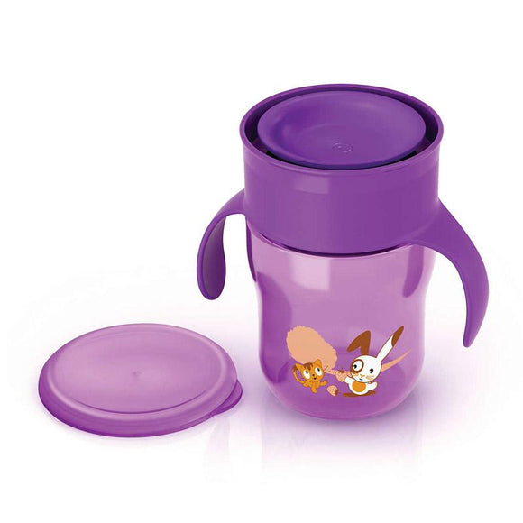 AP Baby Grown Up Cup 260ml SCF782/30 (ID1808) (A+) - enemmall.com