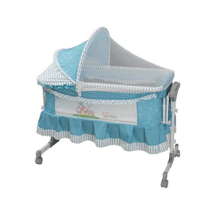 Tinnies Baby Crib With Canopy Net K10