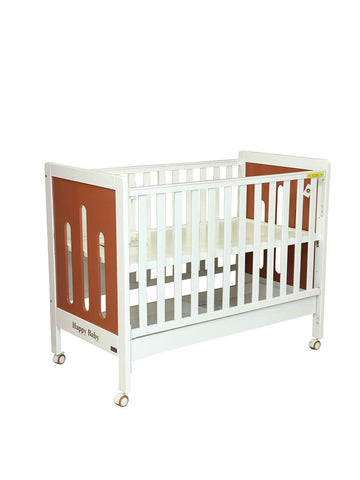 Imp Baby Wooden Cot With Swing +Drawer BC-710 (A)