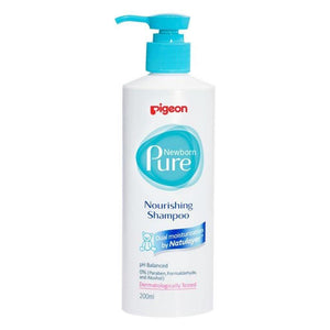 Pigeon Baby New Born Pure Nourishing Shampoo 200ml 26238 (A)