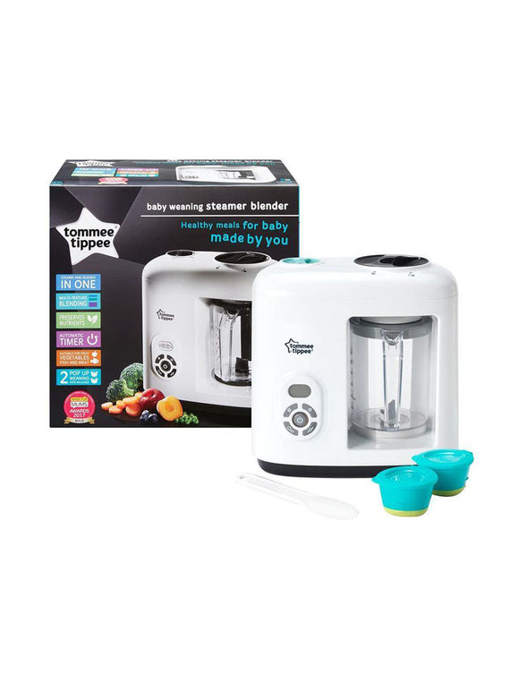 TT Baby Food Steamer Blender 440055 (A+) - enemmall.com