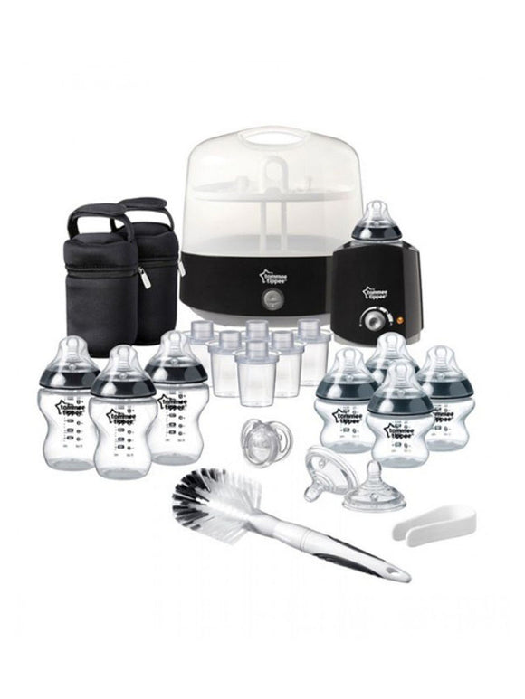 TT Baby Complete Feeding Set Black TT423582(A+) - enemmall.com