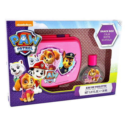 Airval Paw Patrol Chase EDT 30ml Perfume With Snack Box 5562 (SB) (A) - enemmall.com