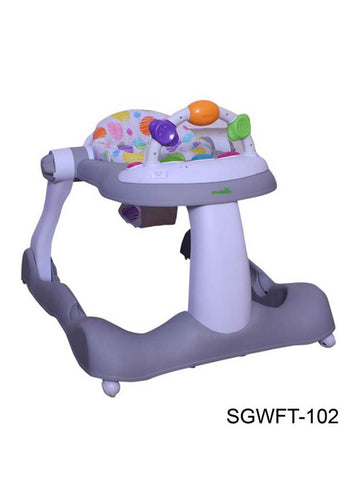 Tinnies Baby Walker Footsie SGWFT-102 (A) - enemmall.com