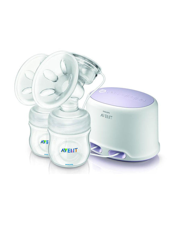Philips Avent Double Electric Breast Pump SCF334-26 - enemmall.com