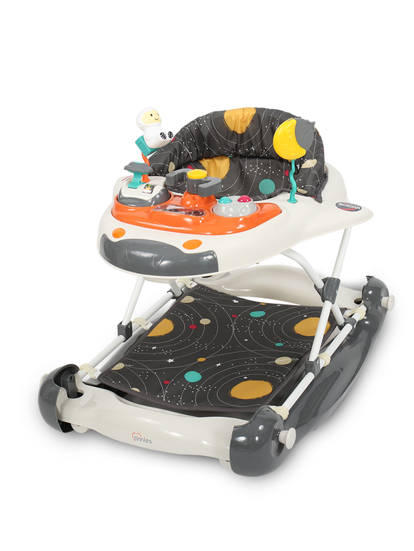 Tinnies Baby Walker With Rocking BG-2131