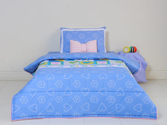 SEJ Kids Comforter Set Princess