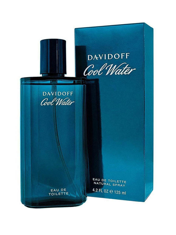 David Off Mens Perfume COOLWATER EDT 125ML - Enem Store - Online Shopping Mall. The Generations Store