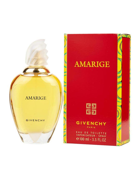GIVENCHY LADIES PERFUME AMARIGE 100ML