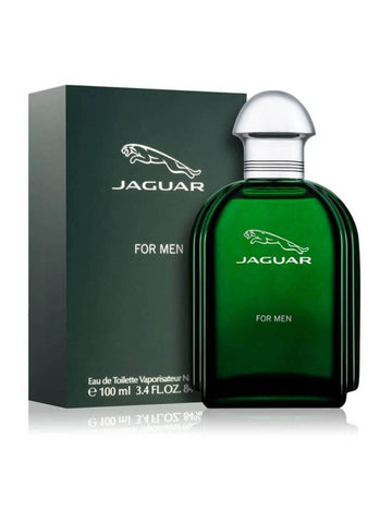 Jaguar Green For men EDT 100ml