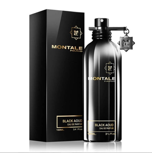 Montale Men Perfume Black Oud Black EDP 100ml