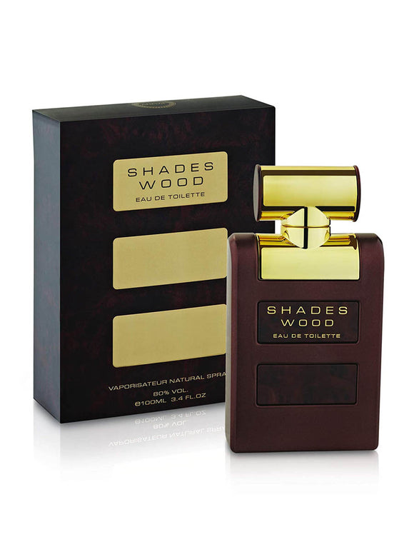 Armaf Shades WOODS EDT 100ml - Enem Store - Online Shopping Mall. The Generations Store