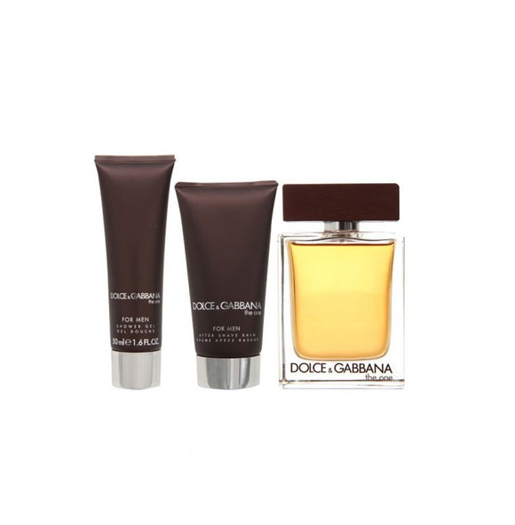 D&G The One For Men Travel Edition EDT 3pcs - Enem Store - Online Shopping Mall. The Generations Store