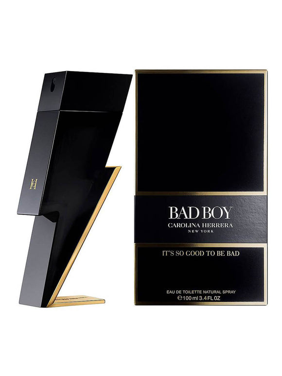 Carolina Herrera Bad Boy Its So good To Be Bad EDT 100ml - Enem Store - Online Shopping Mall. The Generations Store