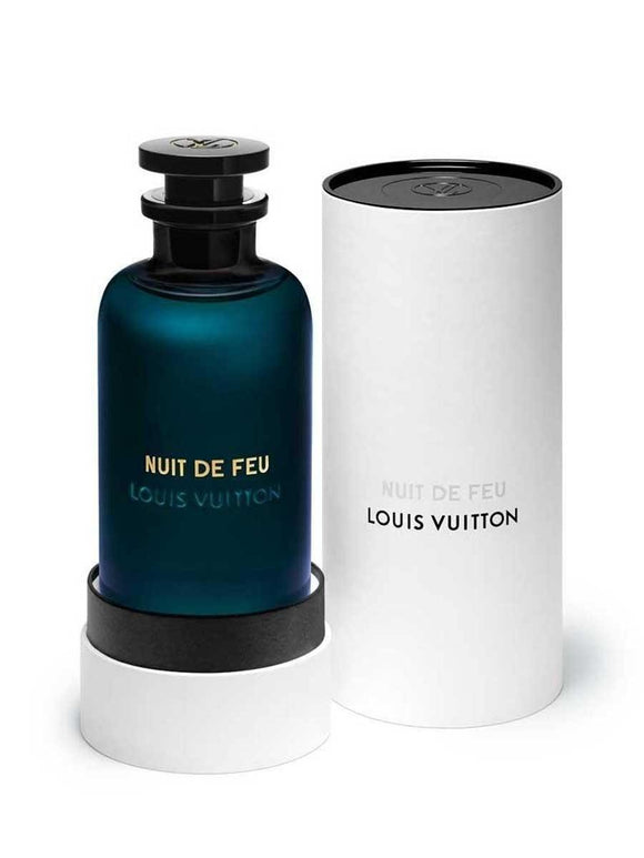 Louis Vuitton Men Perfume Nuit De Feu EDP 100ml - enemmall.com