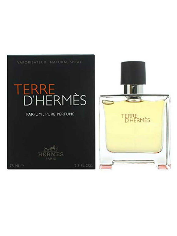 Hermes Terre D Hermes Men (Pure Perfume) EDP 75ml - enemmall.com