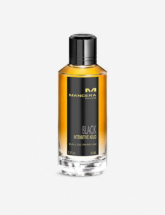Mancera Black Intensive Aoud EDP Spray 120ml/4oz