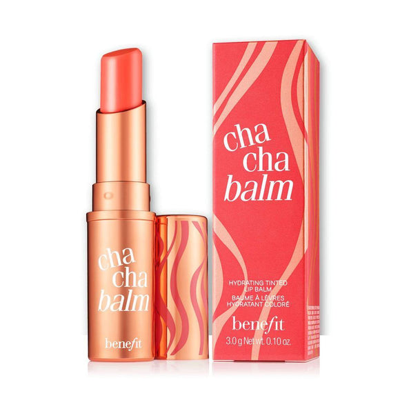 Benefit Hydrating Tinted Lip Balm Cha Cha