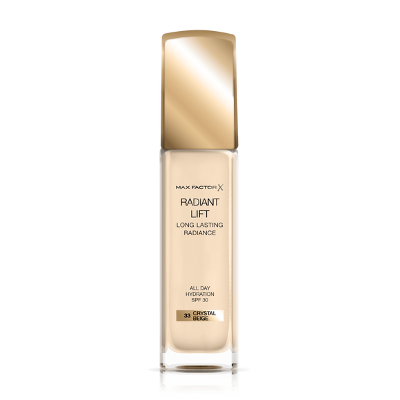Max Factor Long Lasting Radiance Founndation CRYBEI 30m1 6562 - enemmall.com