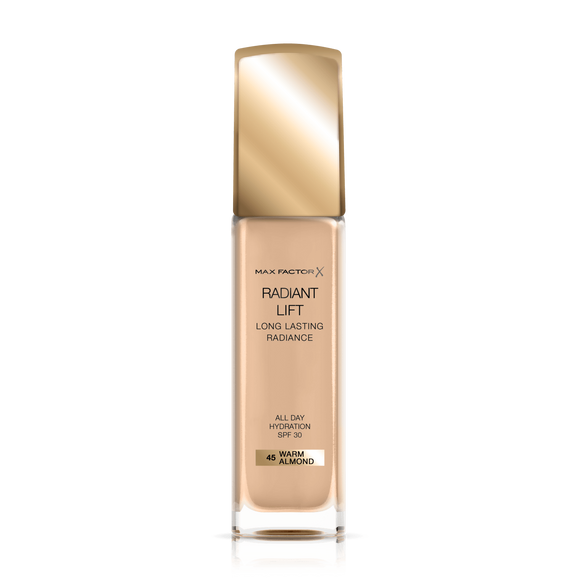 Max Factor Long Lasting Radiance Founndation WARAL045 30m1 6565 - enemmall.com