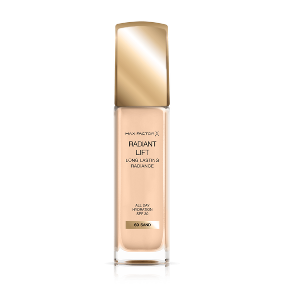 Max Factor Long Lasting Radiance Founndation SAND060 30m1 6569 - enemmall.com