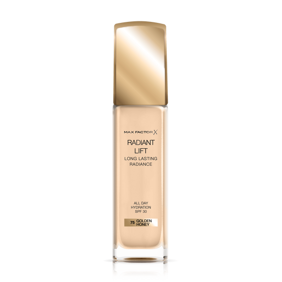 Max Factor Long Lasting Radiance FounndationGOLD075 30m1 6571 - enemmall.com