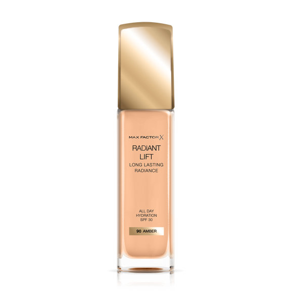 Max Factor Long Lasting Radiance FounndationTOFF090 30m1 6576 - enemmall.com